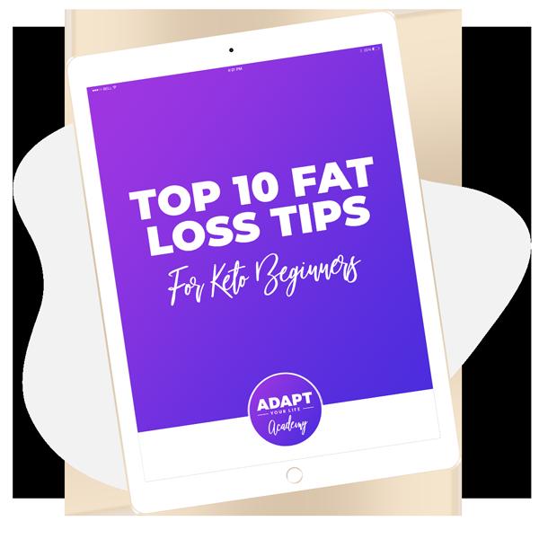 Guide fat loss tips