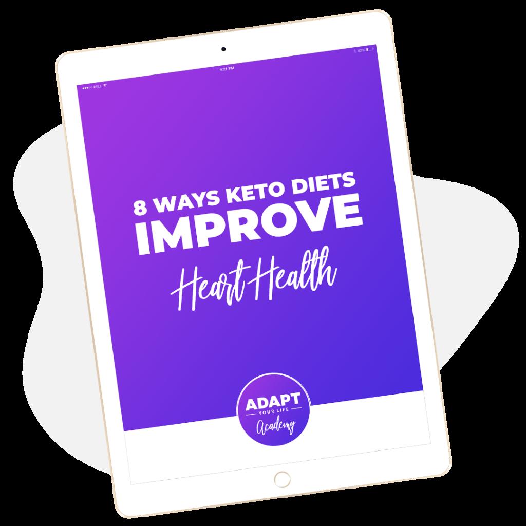 8 ways keto diets improve heart health